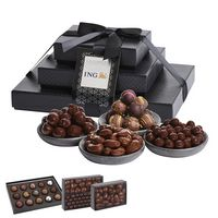 La Lumiere Collection - Senior Suite Stackers - Chocolate Medley Stacker