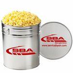 Custom Classic Popcorn Tins - Butter Popcorn (6.5 Gallon)