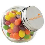 Glass Canister Jar - Skittles®