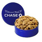 Custom Extra Large Assorted Snack Tins - Mini Chocolate Chip Cookies