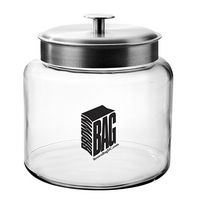 Glass Cookie Jar - Empty (48 Oz.)