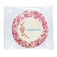 Individually Wrapped Sugar Cookie- Valentine