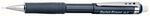 Custom Twist Erase III 0.7mm Mechanical Pencil - Black