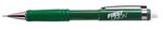 Custom Twist Erase III Mechanical Pencil - Green