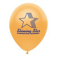 """9"""" AdRite Metallic Color Economy Line Latex Balloon"""