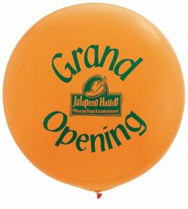 Giant Promotional Items -