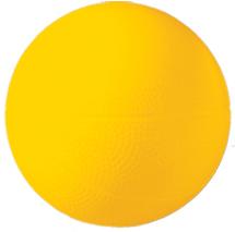 Athletic Yellow Blank