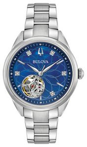 Custom Bulova Watches Ladies Automatic from the Classic Collection