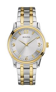 Custom Bulova Watches Men's Bracelet - Corporate Collection