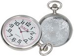 Custom ABelle Promotional Time Valmont Pocket Watch by Selco