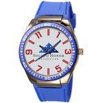 Custom Fold of Honor Captivate (Blue w/silver dial)