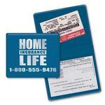 Custom License and Insurance Card Holder (7 1/2