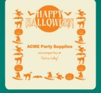 Happy Halloween Jumbo Square Jar Opener