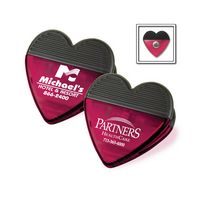 Heart Magnetic Clip
