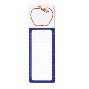 White/Blue Apple Blank