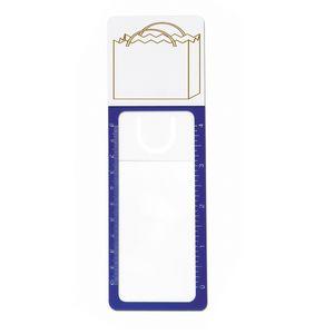 White/Blue Bag Blank