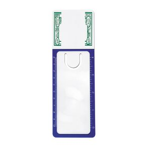 White/Blue Dollar Blank