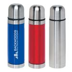 Custom 16 Oz. Stainless Steel Thermos
