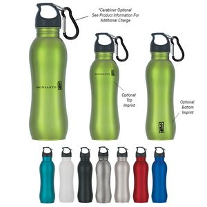 Canadian Manufactured Water Bottles -