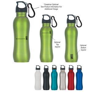 Custom Printed Canadian Manufactured 24oz. Vogue Water Bottles