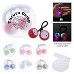 Custom Light Up Finger Clackers In Case
