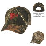 Custom Realtree And Mossy Oak Hunter's Retreat Camouflage Cap