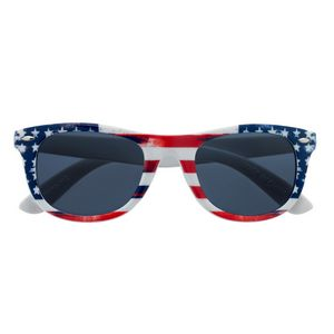 87034f7fc53 Patriotic Malibu Sunglasses - 6214 - IdeaStage Promotional Products