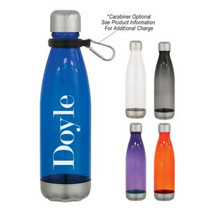 Custom Printed Blue Color Sport Bottles!