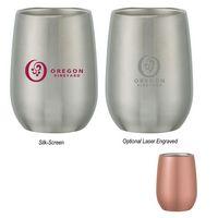9 Oz. Stemless Wine Glass