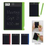 Custom Digital Notepad With Stylus