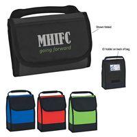 Folding Identification Lunch Bag