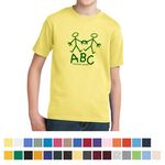 Custom Port & Company Youth Essential T-Shirt