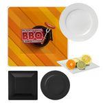 Custom Large Full Color Plate