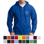 Custom Gildan Heavy Blend Full-Zip Hooded Sweatshirt