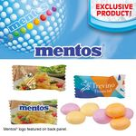 Custom Individually Wrapped Assorted Mentos Fruit