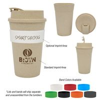 16 Oz. Harvest Travel Tumbler