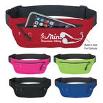 Custom Running Belt Fanny Pack