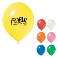 "17"" Standard Tuf-Tex Balloon"