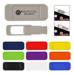 Custom Security Webcam Cover With Backer Card