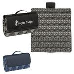 Custom Canyon Roll-Up Blanket