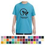 Custom Jerzees Youth Dri-Power Active T-Shirt
