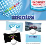 Custom Individually Wrapped Mentos Mints