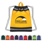 Custom Large Non-Woven Reflective Hit Sports Pack