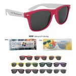 Colorblock Malibu Sunglasses