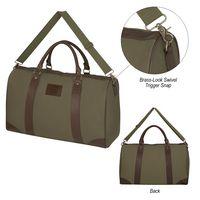 Safari Weekender Duffel Bag