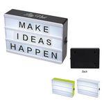 Custom LED Cinema Box