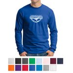 Custom Gildan Adult Ultra Cotton Long Sleeve T-Shirt