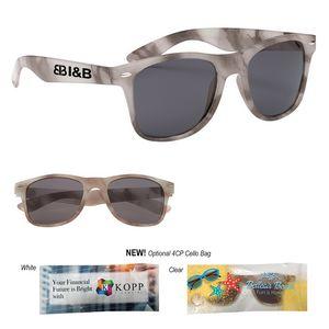 Marbled Malibu Sunglasses