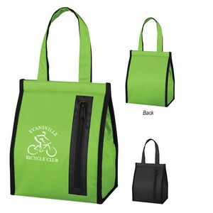 Snack Time Cooler Lunch Bag - 3532 - IdeaStage Promotional Products 84e23ff654ea6