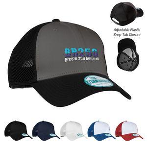 New Era® Snapback Contrast Front Mesh Cap - NE204 - IdeaStage Promotional  Products 72ab7b489704